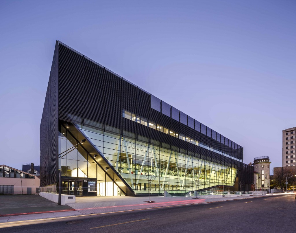 Goldring Centre, Doublespace Photography