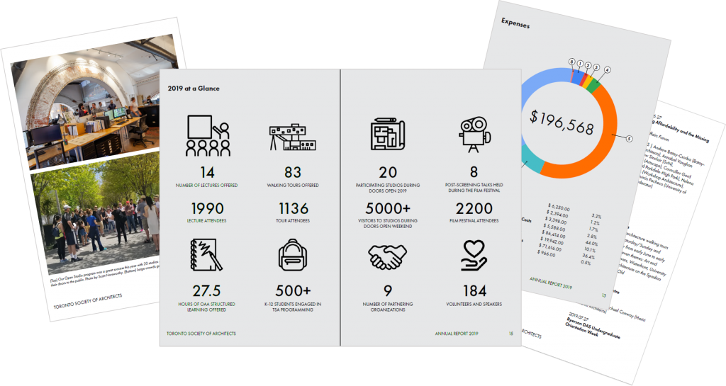 Image of the 2019 Annual Report